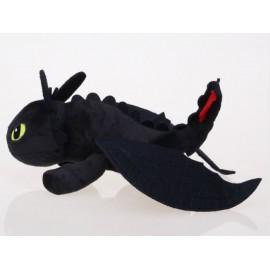 Így neveld a sárkányodat - plüss Éjfúria Fogatlan többféle méretben ( új )