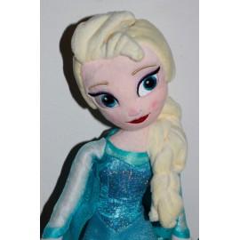 Jégvarázs Frozen plüss Elza hercegnő Elsa baba 50 cm ( új )