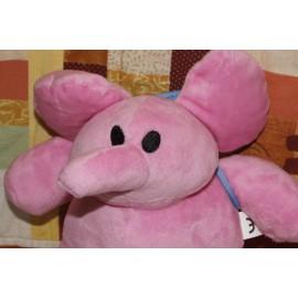 Pocoyo - Plüss Elly az elefánt ( új )