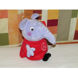 Peppa - plüss Emily elefánt ( új )