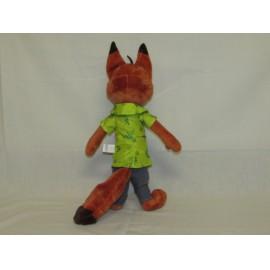 Zootropolis - plüss Nick Wilde, a róka 43 cm-es ( új )