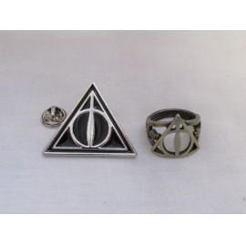 Harry Potter 15 db-os gyönyörű díszdobozos nyaklánc és medál szett ( új )