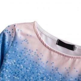 Jelmez - Jégvarázs 2 Elza kétrészes ruhája Elsa jelmez ( új )