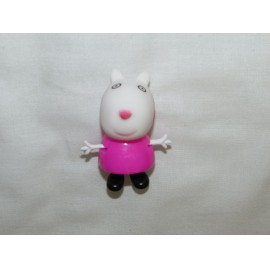 Peppa Pig Peppa figurák 10 db-os készlet Peppa barátai ( új )
