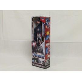 Marvel Avengers (Bosszúállók) - Amerika Kapitány akciófigura a Hasbro Titan Hero szériából 30 cm-es ( új )