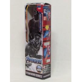 Marvel Avengers (Bosszúállók) - Fekete Párduc akciófigura a Hasbro Titan Hero szériából 30 cm-es ( új )