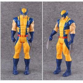 Marvel X-Men - Wolverine Logan, Farkas (Rozsomák) 30 cm-es Hasbro akciófigura ( új )
