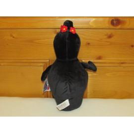 Barbamama plüss, 25 cm-es fekete Barba plüssjáték a Barbapapa című mesesorozatból ( új )