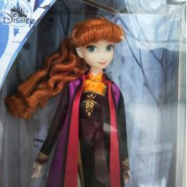 Jégvarázs - zenélő Anna hercegnő, Anna játékbaba a Frozen 2 című meséből