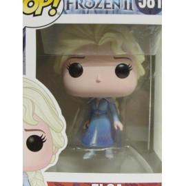 Funko POP! - Jégvarázs 2 Elsa figura, 10 cm-es Elza vinyl figura ( új )