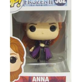 Funko POP! - Jégvarázs 2 Anna figura, 10 cm-es Anna vinyl figura ( új )
