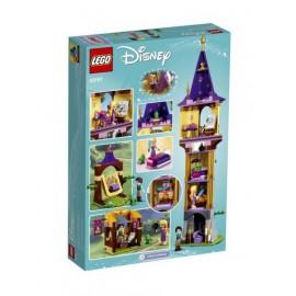 Aranyhaj tornya Lego - 43187 Lego készlet, Lego Disney Princess készlet ( új )