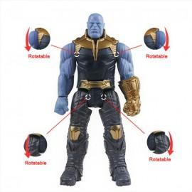 Marvel Avengers (Bosszúállók) - Thanos akciófigura 30 cm Hasbro Titan Hero ( új ) csomagolássérült