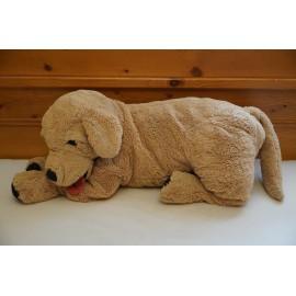 Ikea - Gosig Golden nagy méretű plüss kutya golden retriever ikeás plüss 70 cm