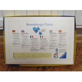 Mulan puzzle 3x49 db-os Ravensburger, Disney Ravensburger Mulán puzzle ( használt )