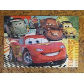 Verdák puzzle 2x24 db Cars Ravensburger puzzle