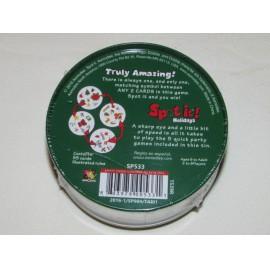 Dobble karácsonyi Spot it kártyajáték ( új )